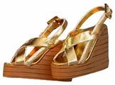 Tonner Обувь Shimmer Wedge Sandals для кукол Ellowyne