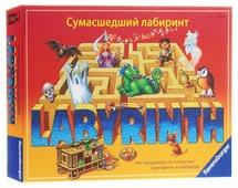 Настольная игра Ravensburger Сумасшедший лабиринт