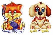 Набор пазлов Vladi Toys Домашние любимцы (VT3208-02)
