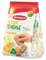 Печенье Semper банановое (с 6 месяцев)