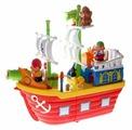 Интерактивная развивающая игрушка Kiddieland Пиратский корабль