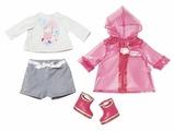 Zapf Creation Комплект одежды для дождливой погоды для куклы Baby Annabell 700808