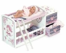 DeCuevas Кроватка двухъярусная Мария (54317/54323)