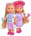 Кукла Simba Еви Любимая работа, 12 см, 5733042