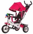 Трехколесный велосипед Moby Kids Comfort 10x8 EVA