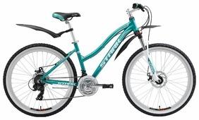 Горный (MTB) велосипед STARK Luna 26.2 D (2018)