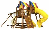 Домик Rainbow Play Systems Fiesta Clubhouse V Loaded