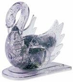 3D-пазл Магический Кристалл Лебедь со светом (9004А) цвет в ассортименте, 45 дет.