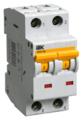 Автоматический выключатель IEK ВА 47-60 2P (D) 6kA