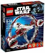Конструктор LEGO Star Wars 75191 Звёздный истребитель джедаев с гипердвигателем