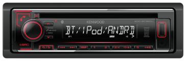 Автомагнитола KENWOOD KDC-BT520U