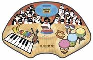 Музыкальный коврик Знаток Хор пингвинов (SLW9880)