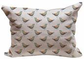 Подушка декоративная Счастье в мелочах Птички 30 х 45 см (ПДЛХ-Н-П-40)