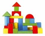 Кубики Mapacha Домик 76694