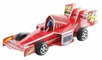 3D-пазл Pilotage 3D Гоночная машина красная (RC38101), 22 дет.