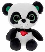 Мягкая игрушка Fancy Панда Фенсик с сердечком 21 см