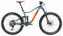 Горный (MTB) велосипед Giant Trance Advanced 2 (2018)