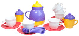 Набор посуды Росигрушка Большая компания 9777