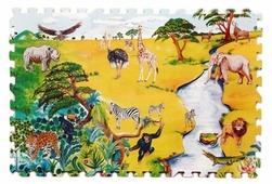 Коврик-пазл Altacto Африка (PN100)