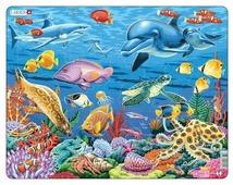 Рамка-вкладыш Larsen Коралловый риф (FH29), 35 дет.