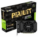 Видеокарта Palit GeForce GTX 1050 Ti 1290MHz PCI-E 3.0 4096MB 7000MHz 128 bit DVI HDMI HDCP StormX