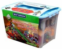 Магнитный конструктор Магникон Эксперт MK-200 Галактика