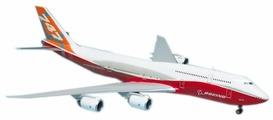 Сборная модель ZVEZDA Пассажирский авиалайнер Боинг 747-8 (7010) 1:144