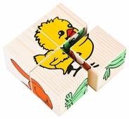 Кубики-пазлы Томик Животные 3333-1