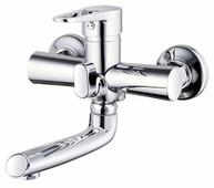 Однорычажный смеситель для ванны с душем G-lauf NUD3-A045
