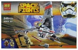 Конструктор BELA Space Fights 10372