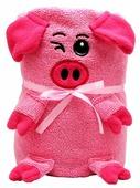Склад уникальных товаров Полотенце-игрушка Свинка