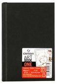 Скетчбук Canson One Art Book 15.2 х 10.2 см, 100 г/м², 100 л.