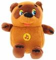 Мягкая игрушка Мульти-Пульти Винни-Пух 15 см