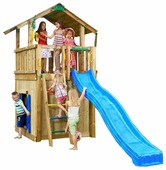 Домик Jungle Gym Chalet Playhouse 145
