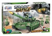 Конструктор Winner Tank Battle 1313 Танк