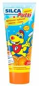 Зубная паста SILCA Putzi Апельсин 2-12 лет