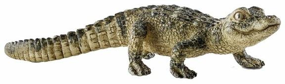 Фигурка Schleich Аллигатор детеныш 14728
