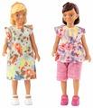 Набор кукол Lundby для домика две девочки, 60806400