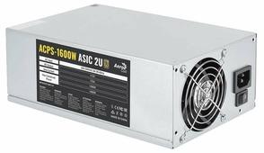 Блок питания AeroCool ACPS-1600W ASIC 2U 1600W