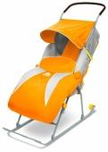Санки-коляска Nika Тимка 2 Стандарт (Т2С)