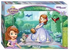 Пазл Step puzzle Disney Принцесса София (81133), 60 дет.
