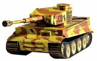 """Сборная модель Умная Бумага Танк PzKpfw VI """"Tiger"""" (198-01) 1:35"""
