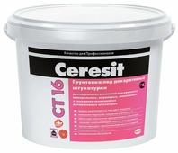 Грунтовка Ceresit CT 16 под декоративные штукатурки (5 л)