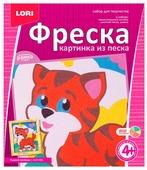 """LORI Фреска из песка """"Рыжий котенок"""" (КпР-001)"""