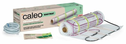 Электрический теплый пол Caleo EASYMAT 140 4,2м2 588Вт