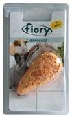 Лакомство для грызунов Fiory Carrosalt с солью в форме морковки