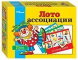 Настольная игра Step puzzle Лото Ассоциации