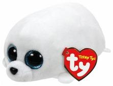 Мягкая игрушка TY Teeny tys Тюлень Slippery 5 см