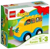 Конструктор LEGO Duplo 10851 Мой первый автобус