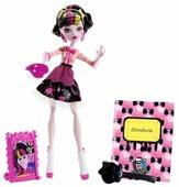 Кукла Monster High Художественный класс Дракулаура, 27 см, BDF12